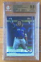 Vladimir Guerrero Jr 2019 Topps Update RC POINTING SP Variation BGS 9.5 GEM MINT