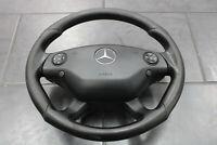 Mercedes AMG Lenkrad W221 Multifunktionslenkrad C216 Airbag Leder Schaltwippen