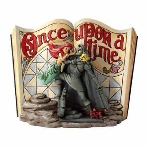 Disney Little Mermaid Undersea Dreaming Storybook Collectable Figurine