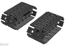 Lego Large Tread Links + Sprockes (technic,mindstorms,robot,excavator,bulld