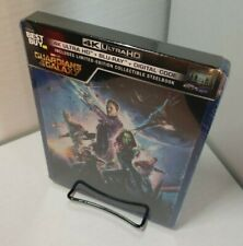 Guardians of the Galaxy Vol.1 Steelbook (4K+Blu-ray+Digital)NEW-Free Box Shippi~