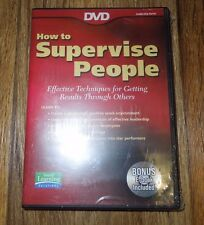 How to Supervise People (DVD-ROM, 2006) Sound Learning Rockhurst University