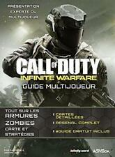 Guide officiel CALL OF DUTY INFINITE WARFARE en francais PS4 XBOX ONE PC NEUF