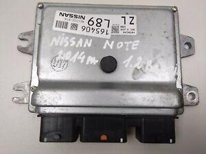 NISSAN NOTE 2014 ENGINE CONTROL UNIT ECU NEC000-818 / 13119785