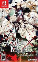 Collar X Malice Unlimited Nintendo Switch Brand New