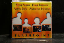 Steve Smith / Dave Liebman / Aydin Esen / Anthony Jackson - Flashpoint