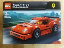 LEGO SPEED CHAMPIONS 75890 FERRARI F40 COMPETIZIONE **NUEVO SIN ABRIR**
