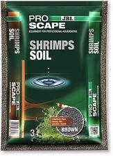 JBL ProScape Shrimp Soil Brown 3L Active Shrimps Soil Aquarium Substrate
