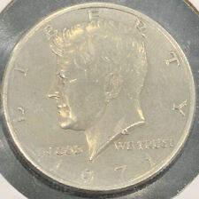 1971 Philadelphia Uncircuated Business Strike Half Dollar Coin!