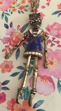 Betsey Johnson Sailor Girl Long Necklace excellent price on this rare vintage