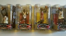 Upper Deck Pro Shots Michael Jordan Action Figure Complete Set Rare Retired
