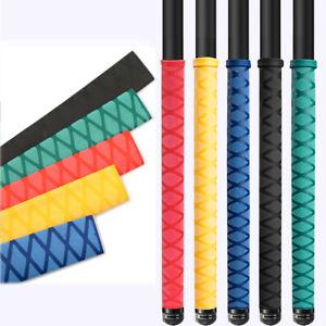 Heat Shrink Tubing 2:1 Tube Racket Handle Sleeve Fishing Rods Various Colours