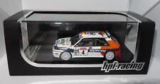 HPI 976 1/43 Lancia Delta HF Integrale Rallye Sanremo 1993 Sainz RARE