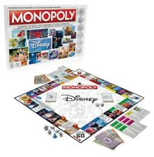 Hasbro Gaming Monopoly: Disney Animation Edition Game New