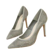 Elegant Women's Stiletto pumps lady's high heels breathable shoes ol party