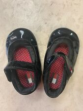 Tommy Hilfiger Baby Shoes Size 3M Prewalker -Black-Pre Owned Girls shoes