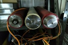 Motorised conveyor rollers