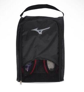 Mizuno genuine golf shoes pocket black color Ventilation net