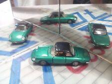 Mebetoys Alfa Romeo Duetto Osso Seppia codice A18 verde metallizzato Scala 1/43