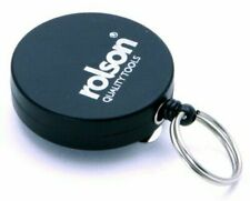 Rolson Retractable Recoil Key Ring 60109