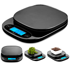Ozeri ZK24 Garden and Kitchen Scale, with 0.5 g (0.01 oz) Precision Weighing ...
