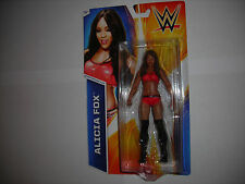 WWF WWE SUPERSTARS BASIC SERIES 47 DIVA #13 ALICIA FOX RARE SWEET HOT NIP LOOK