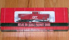 ATLAS 1915 EXTENDED VISION CABOOSE GRAND TRUNK GTW 79044