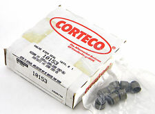 SET OF 8 NEW CORTECO 10153 VALVE STEM SEALS SS70157 MADE IN USA