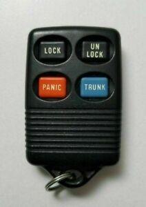Ford Keyless Entry Remote 4 button TRW INC 1033148