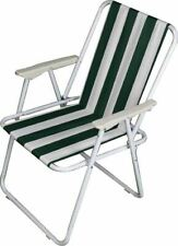 Foldable Camping Chair Beach Garden Picnic Comfortable Rest Seat