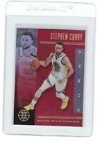 Stephen Curry 2019-20 Panini Illusions Red Parallel Card #'d 23/99