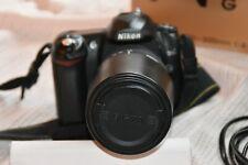 Nikon D50 with 2 lenses - 70-300 Nikor & 28 - 200 Sigma