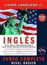 Ingles Curso Completo: Nivel Basico CD Complete Basic Courses