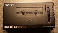 Sony wm-d6c, professional Walkman, amorphous head, serviced.