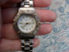 Ladies Quartz Bracelet Watch – silver tone