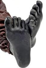 Sexy Latex Rubber Toe Socks Gummi 0.4mm Unisex Socks Unique SIZE M