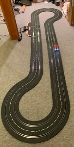 Electric Carrera Slot Car Race Track For Kids With Full Track, 1 Car, and Remote