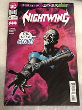 Nightwing 70 Cover A DC Comics Joker War Prelude First 1st Print NM