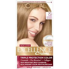 L'Oreal Excellence Creme 7G Dark Golden Blonde