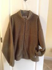Colorado Trading Clothing Company SHERPA Fleece SUPER WARM Zip up Jacket Coat XL
