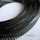 16mm Wide TIGHT Braided PET Expandable Sleeve Cable Wire Sheath Mesh Loom 2-10M