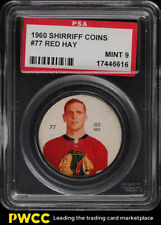 1960 Shirriff Coins Red Hay #77 PSA 9 MINT (PWCC)