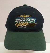 NASCAR Indianapolis IMS Brickyard 400 August 1st 1998 Adjustable Hat Cap Logo 7