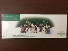 Dept 56 Dickens Village - Here We Come A-Wassailing (Retired 2001)