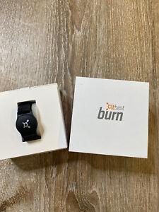 Orange Theory Fitness OT Beat Burn 2.0 Heart Rate Monitor USED TWICE
