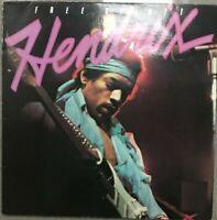ID12z - Jimi Hendrix - Free Spirit - PHX 1012 - Vinyl LP Album - UK EX/EX