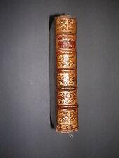 Médecine M.J. Mackenzie Histoire de la santé et de l'art de la conserver 1761