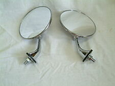 Wing Mirror Universal stainless steel convex glass top quality