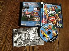 Sims 2: Pets (Sony PlayStation 2, 2006) USED PS2 VIDEO GAME FREE US SHIPPING FUN