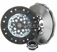 NATIONWIDE 3 PART CLUTCH KIT FOR VW TRANSPORTER PLATFORM/CHASSIS 2.4 D SYNCRO
